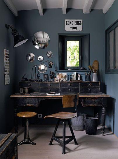 deco chambre ado style industriel - visuel #6