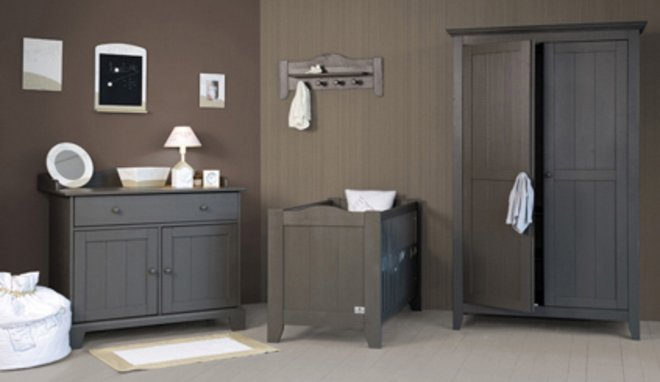 Emejing Chambre Taupe Et Gris Pictures - Design Trends 2017
