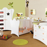 Deco Chambre Bebe Jungle Savane