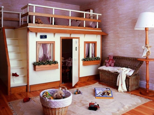 Cabane Chambre Enfant Free With Cabane Chambre Enfant Beautiful - Lit cabane pour garcon