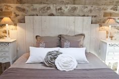 Deco chambre campagne chic visuel 4 for Chambre style campagne