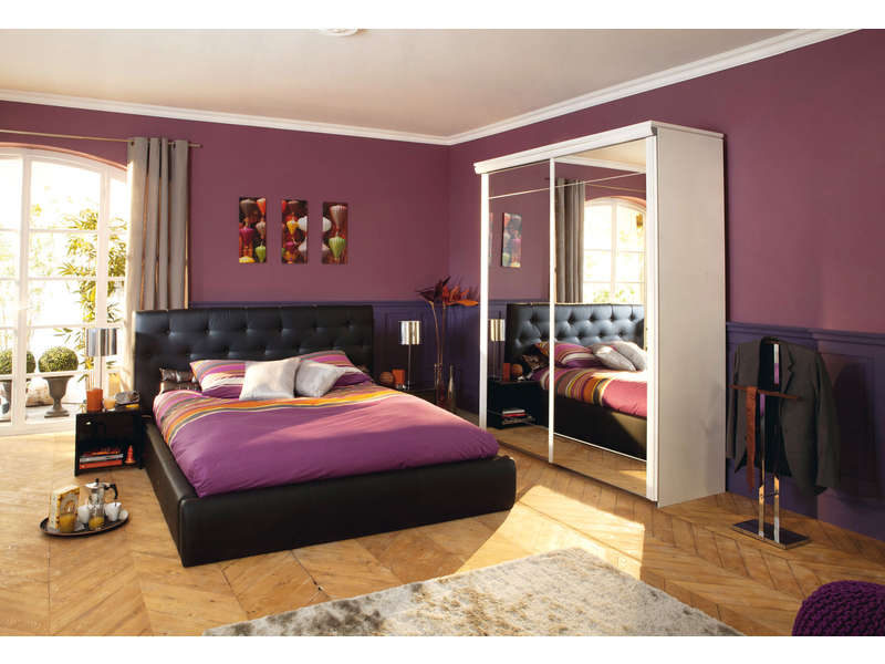 chambre a coucher conforama cool coiffeuse chambre ado. Black Bedroom Furniture Sets. Home Design Ideas