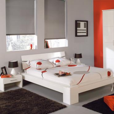 chambre a conforama elegant dueco chambre blanc et argent with chambre a conforama simple. Black Bedroom Furniture Sets. Home Design Ideas
