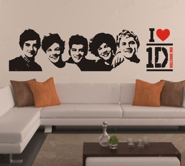 deco chambre one direction