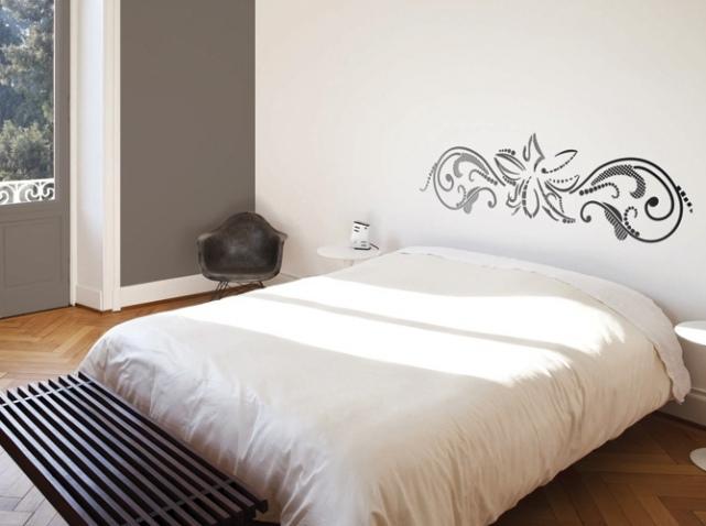 deco de chambre peinture. Black Bedroom Furniture Sets. Home Design Ideas