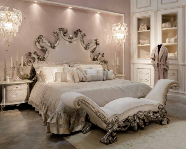 decoration chambre adulte baroque   visuel #5