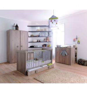 Decoration chambre bebe 9 visuel 7 for Bebe 9 chambre jules