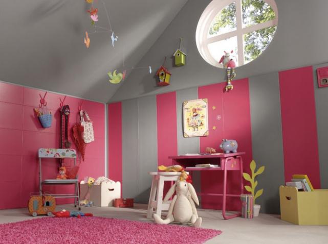 Decoration Chambre Bebe Leroy Merlin - Visuel #9