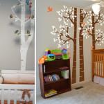 decoration chambre bebe theme