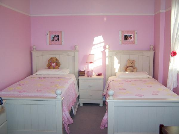 decoration chambre deux filles - visuel #4