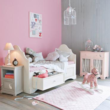 decoration chambre fille maison du monde - visuel #6