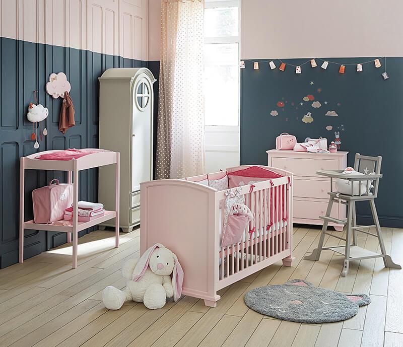 decoration chambre fille maison du monde - visuel #8