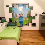 decoration chambre gamer
