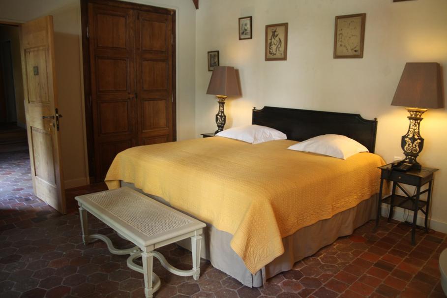 decoration chambre jaune et marron - visuel #4