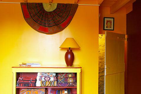 Chambre Jaune Et Marron Photos - ansomone.us - ansomone.us