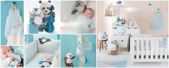 Chambre Bébé Louis : Decoration chambre noukies visuel
