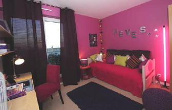 decoration chambre pour fille 12 ans - visuel #3
