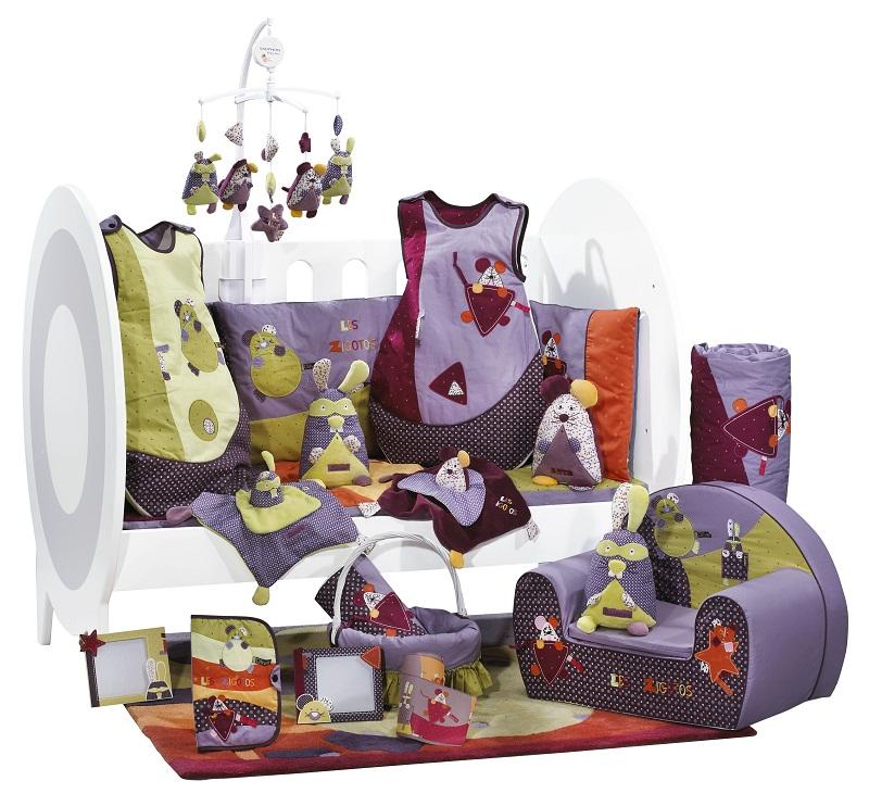 Decoration chambre sauthon visuel 9 for Chambre sauthon
