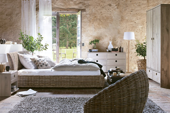 Awesome Decoration Chambre Style Campagne Pictures - Design Trends ...