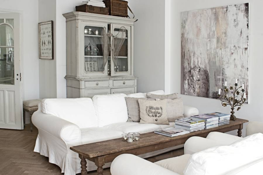 Lovely Decoration Style Campagne Chic #10: Emejing Decoration Chambre Style Campagne Photos Amazing Home