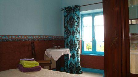 decoration de chambre turquoise et chocolat visuel 4. Black Bedroom Furniture Sets. Home Design Ideas