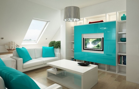 Best Salle De Bain Turquoise Et Taupe Pictures - Amazing House ...