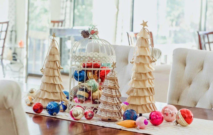 Decoration de table a faire soi meme noel - Decor de noel a faire soi meme ...