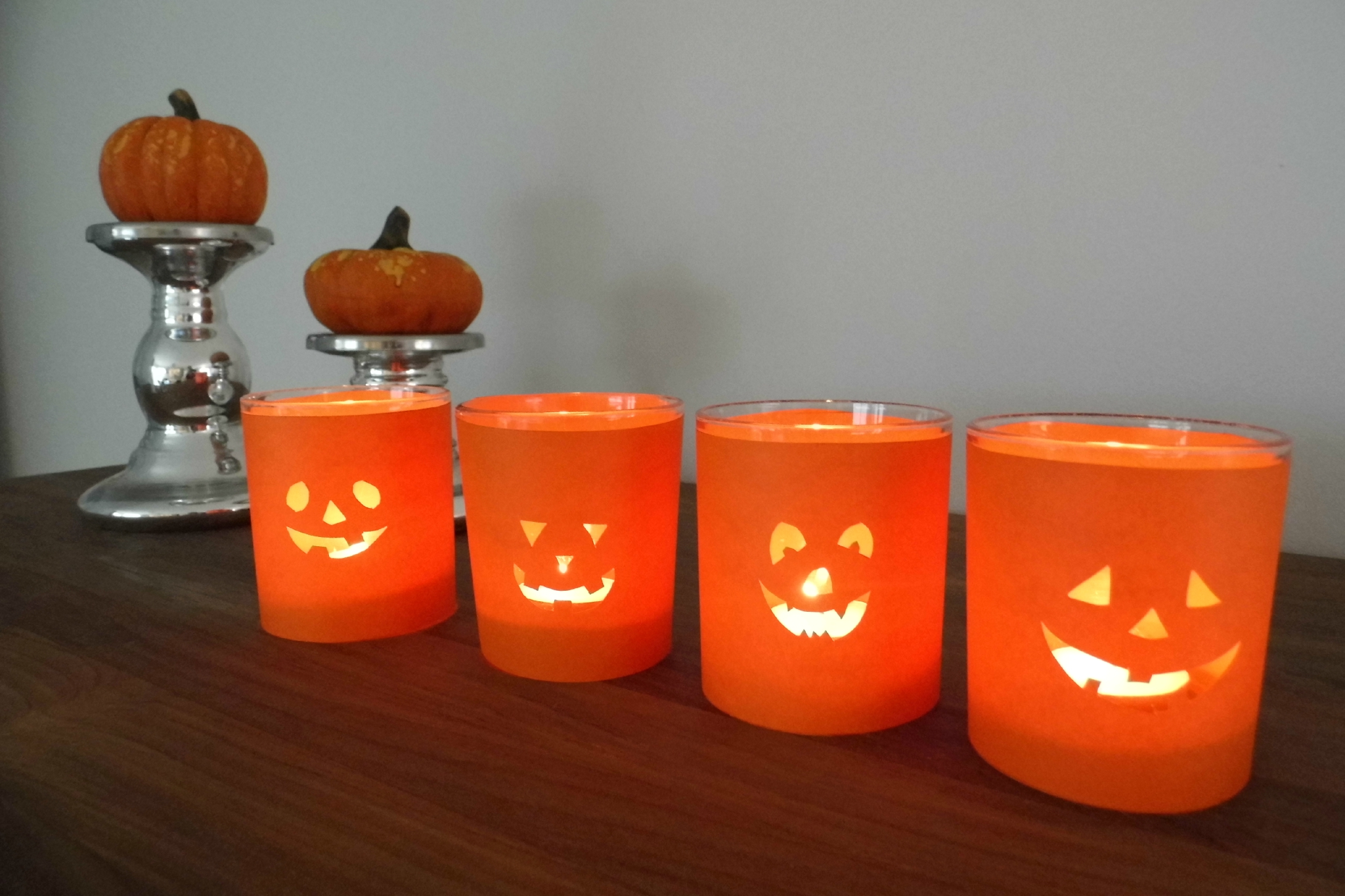 Decoration halloween a fabriquer facilement - Deco facile halloween ...