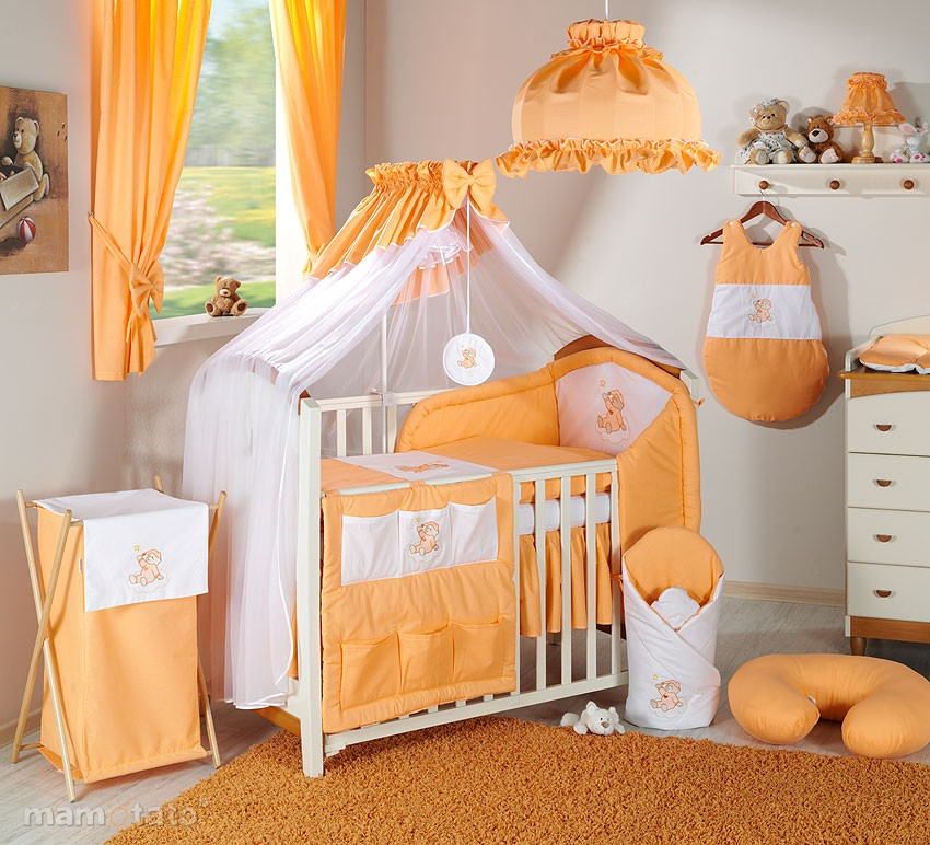 Decoration lit pour bebe for Chambre enfant design