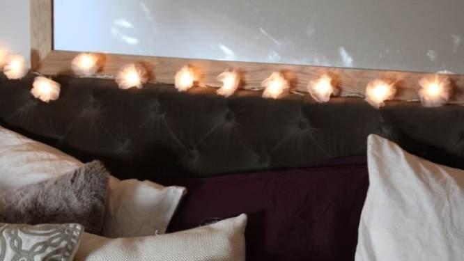 Decoration tete de lit lumineuse visuel 8 for Fabriquer tete de lit lumineuse