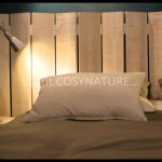decoration tete de lit lumineuse