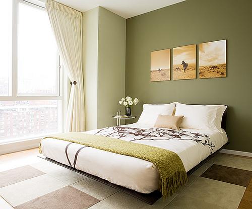 Decoration Zen Chambre A Coucher Visuel 3