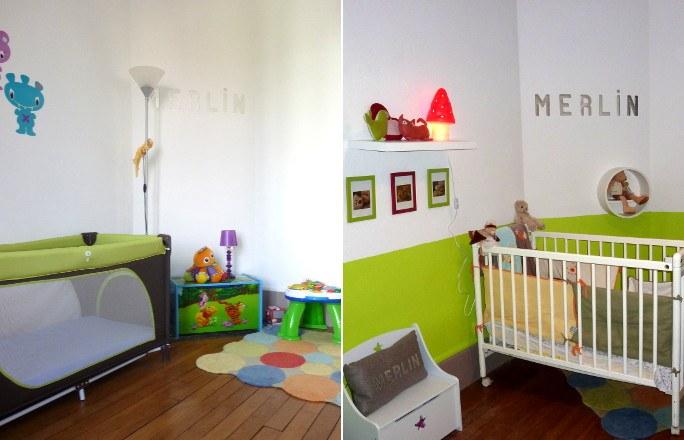 Decorer La Chambre D Un Bebe U2013 Visuel #1