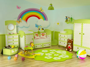 Decorer la chambre de bebe soi meme visuel 9 - Decorer la chambre de bebe ...