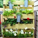 fabriquer objet deco jardin