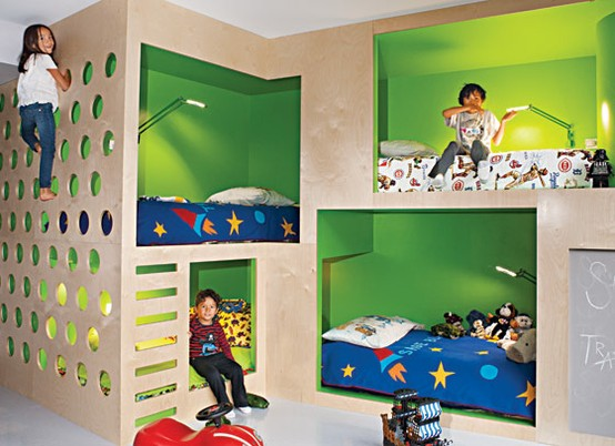 idee chambre garcon 7 ans - visuel #6