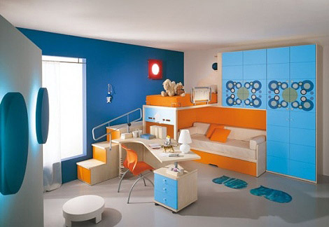 Idee chambre garcon 7 ans visuel 8 for Modele chambre garcon 7 ans