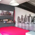 Idee deco chambre urbaine for Chambre urbaine