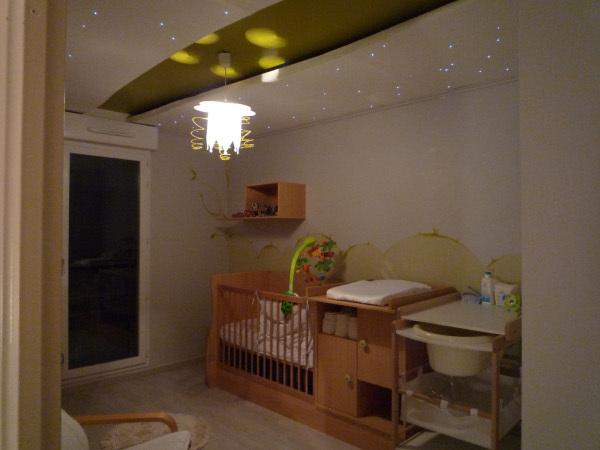 Luminaire pour chambre de bebe visuel 2 - Luminaire chambre enfant ...