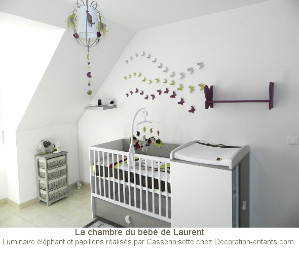 luminaire pour chambre de bebe - visuel #4