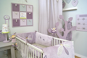 photo chambre bebe fille deco - visuel #1