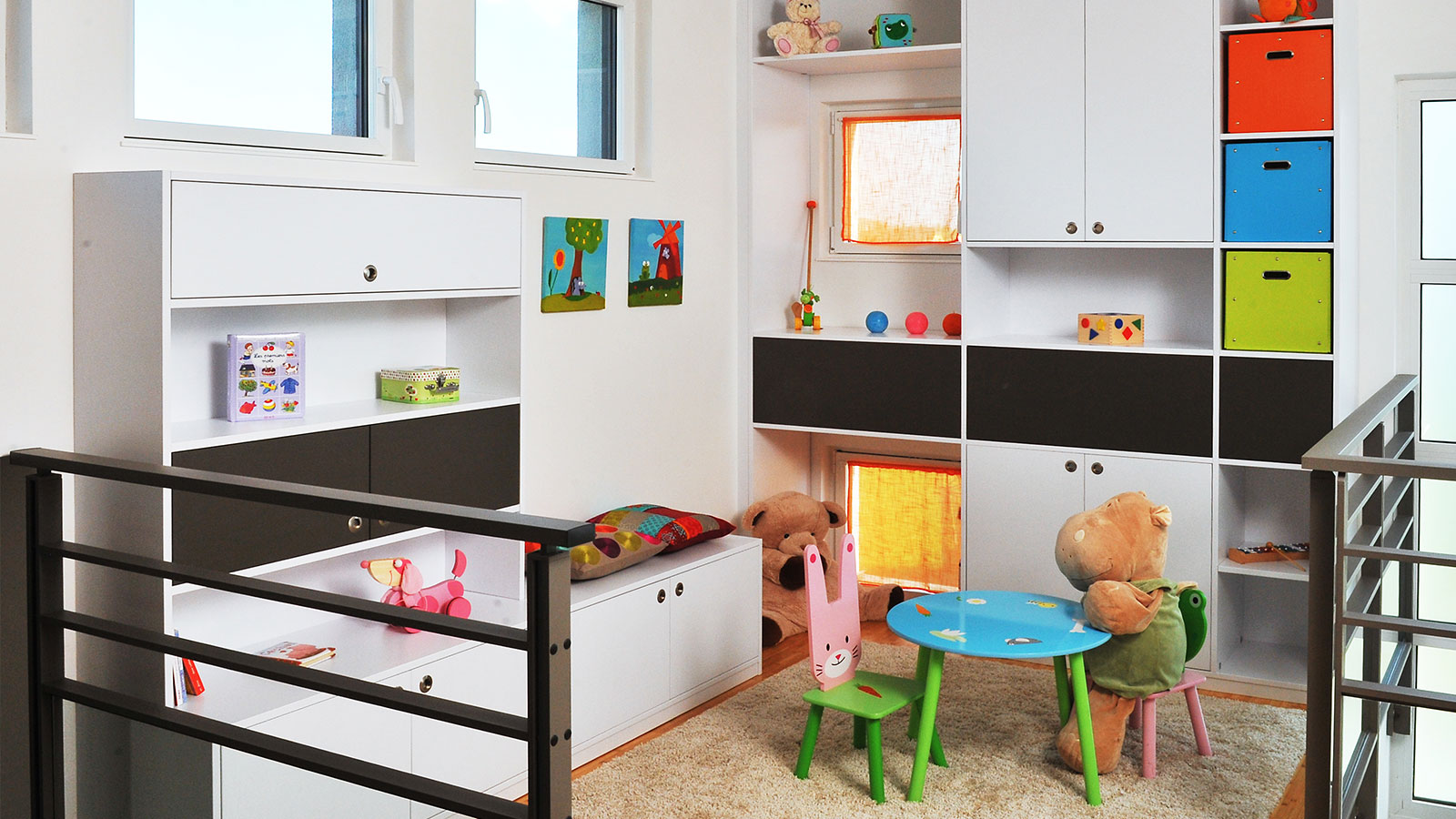 jeux de rangement pour fille affordable sac de rangement pour jouets en route play and go with. Black Bedroom Furniture Sets. Home Design Ideas