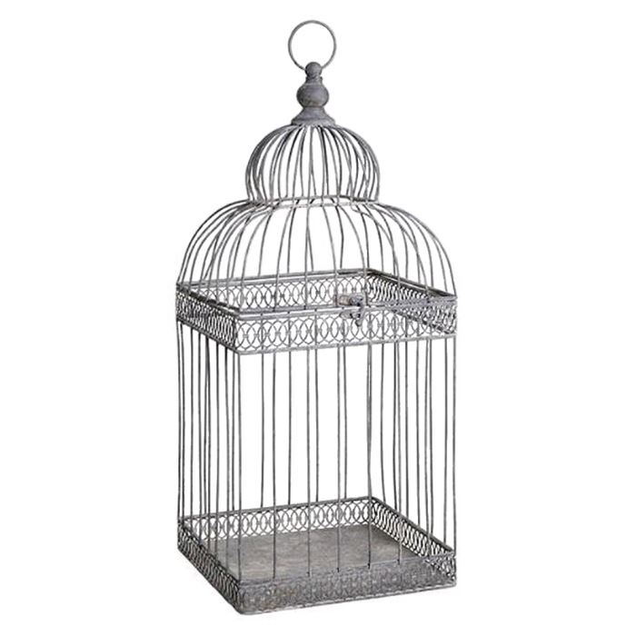 cage oiseau decorative pas cher visuel 3. Black Bedroom Furniture Sets. Home Design Ideas