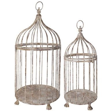 cage oiseau decorative pas cher