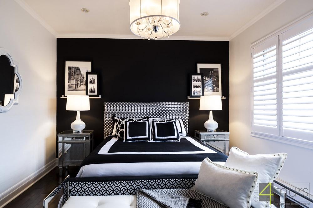 deco chambre 4 murs. Black Bedroom Furniture Sets. Home Design Ideas