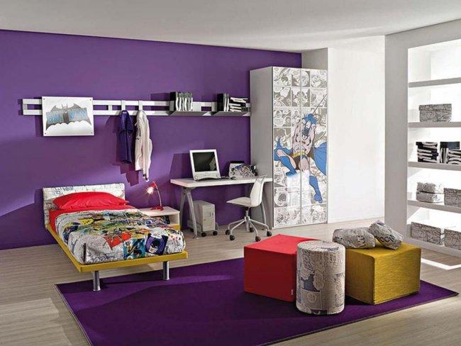 deco chambre a coucher garcon visuel 7 - Decoration Chambre A Coucher Garcon