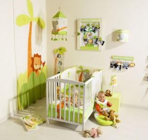 Deco chambre bebe le roi lion visuel 6 for Decoration chambre le roi lion