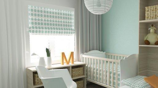 deco chambre bebe rideaux visuel 4. Black Bedroom Furniture Sets. Home Design Ideas
