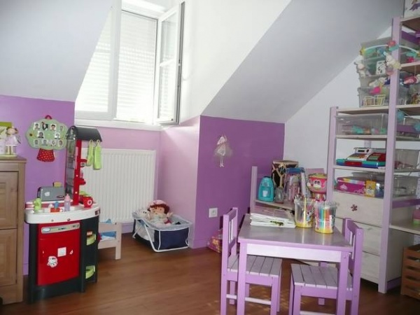 Stunning Decoration Chambre Fille 5 Ans Photos - Design Trends 2017 ...