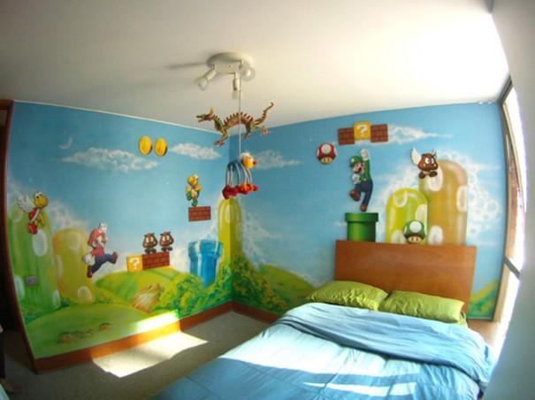 Deco de chambre mario visuel 5 - Deco chambre mario ...